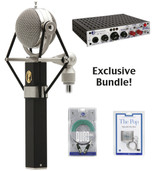 Blue Microphones Dragonfly Condenser Mic + Summit 2BA-221 Bundle!