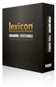 Lexicon PCM Native Effects Plug-In Bundle - Box