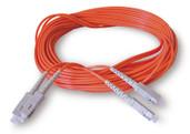 ALVA MADI3D 2 x SC to 2 x SC Duplex MADI Optical Cable