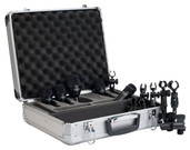 Audix FP5 5-Piece Fusion Drum Microphone Package