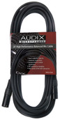 Audix CBL20 20' XLR-XLR Balanced Mic Cable