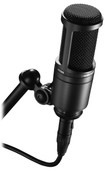 Audio-Technica AT2020 Side-Address Condenser Microphone