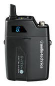 Audio-Technica ATW-T1001 UniPak Bodypack Transmitter for System-10
