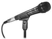 Audio-Technica PRO61 Dynamic Handheld Microphone W/ 15' XLRF - XLRM Cable