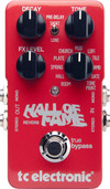 TC Electronic Hall of Fame Reverb W/ Signature Effects