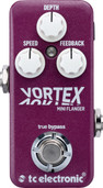TC Electronic Vortex Mini Flanger Guitar Effects Pedal