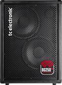 "TC Electronic BG250-210 2 x 10"" Driver Bass Combo Amp W/ TonePrint"
