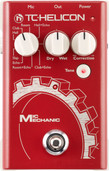 TC-Helicon Mic Mechanic - Reverb / Delay & Correction Pedal