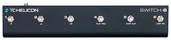 TC-Helicon Switch-6 - Vocal & Guitar Multi-FX Remote Control