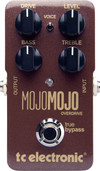 TC Electronic MojoMojo Overdrive Compression Effects Pedal