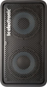 """TC Electronic RS 210 - 2 x 10"""" + 1"""" Vertical Bass Cabinet, 400 Watt"""