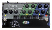 Radial Engineering Tonebone Bassbone OD 2-Channel Bass Preamp
