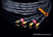 VoVox Link Protect A - Dual RCA Unbalanced Interconnect Cable