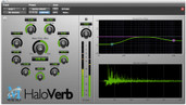 Metric Halo MH HaloVerb AAX / AU / VST Reverb Plug-In (Digital Download)