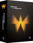Waves Broadcast & Production Plugin Bundle