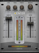Waves Center Mastering Plugin