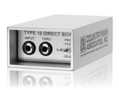 Countryman Associates Type 10 Direct Box