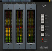 Waves Dorrough Surround Meter Plugin