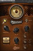 Waves Maserati B72 Bass Phattener Plugin