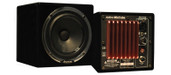 Avantone Active MixCubes Powered Full-Range Mini Reference Monitors (Black) - Pair