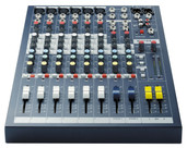 Soundcraft EPM6 High Performance Analog Mixer -1