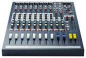Soundcraft EPM8 High Performance Analog Mixer - 1