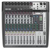Soundcraft Signature 12-MTK Analog Mixer w/12-Track USB Recording