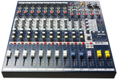 Soundcraft EFX8 - 8 Channel Analog Mixer  - 1