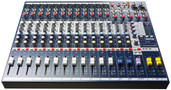 Soundcraft EFX12 - 12 Channel Analog Mixern - 1