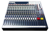 Soundcraft FX16ii - 16 Channel Analog Mixer - 1