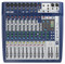 Soundcraft Signature 12 Compact Analog Mixer - 1