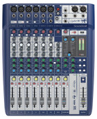 Soundcraft Signature 10 Compact Analog Mixer - 1