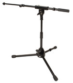 Ultimate Support JS-MCTB50 Short Mic Stand W/ Telescoping Boom
