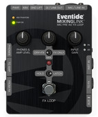 Eventide MixingLink Microphone Preamp W/ FX Loop