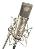 Neumann U 87 Ai Stereo Condenser Microphone Matched Pair