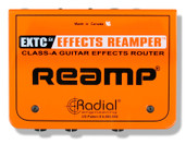 Radial Engineering EXTC-SA REAMP & Guitar Effects Interface