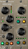 Lindell Audio 6X-500 Preamp w/Filters Plugin