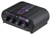 ART Pro Audio HeadAmp4 Four-Channel Stereo Headphone Amp