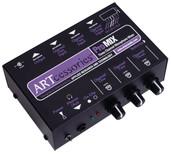 ART Pro Audio ProMix Three Channel Microphone Mono Mixer