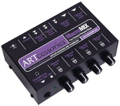 ART Pro Audio MacroMix Four Channel Personal Mixer