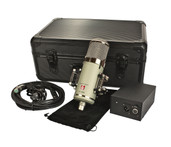 Lauten Audio Eden LT-386 Multi-Voicing Dual Large-Diaphragm Vacuum Tube Condenser Microphone