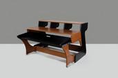 Zaor Miza 88XL - Studio desk station with rack bays and keyboard shelf