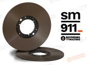 "RMGI / Recording the Masters 34130 - SM911 1/4"" x 2500' Analog Tape - 10.5"" Hub ECO Pack"