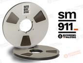 """RMGI / Recording the Masters 34220 - SM911 1/2"""" x 2500' Analog Tape - 10.5"""" Metal Reel + Box"""