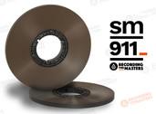"RMGI / Recording the Masters 34230 - SM911 1/2"" x 2500' Analog Tape - 10.5"" HUB + Box"