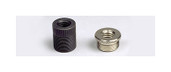 AEA Microphones - Black Brass Thread Adapter