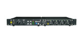 Great River MEQ-1NV Single channel EQ and single channel NV preamp assembled with rack kit