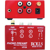 Rolls VP29 Phono Preamplifier