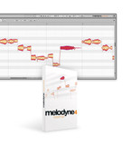 Celemony Melodyne 4 Essential - Monophonic Audio Editing & Tuning