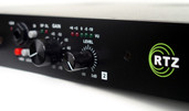 RTZ Professional Audio - 9762 Dual-Combo Microphone Preamplifier